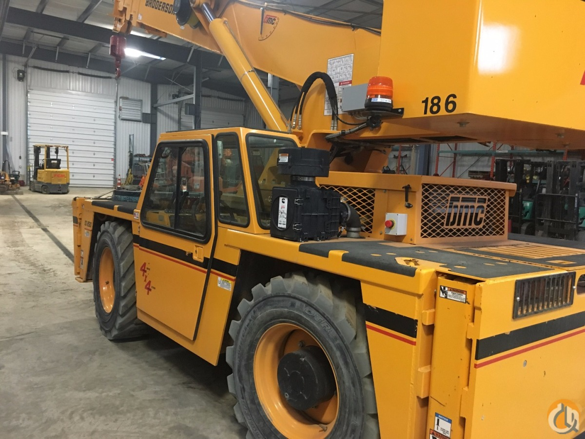 Broderson IC 250 - Low Hours Crane for Sale in Ayr Ontario on CraneNetwork.com