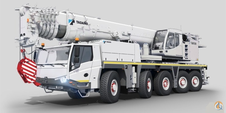 2020 Tadano ATF-120-5.1 Crane for Sale on CraneNetwork.com