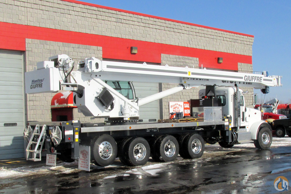 NEW 50 TON w 205 TOTAL TIP HEIGHT Crane for Sale in Georgetown Texas on CraneNetwork.com