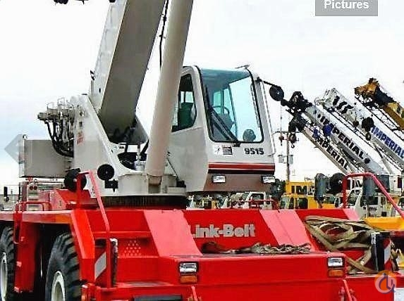 2009 LINK-BELT RTC-8050 II Crane for Sale in Bridgeview Illinois on CraneNetwork.com