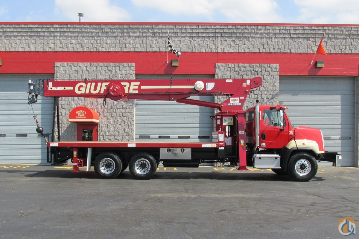 Rental Fleet Terex BT4792 on 2017 Freightliner 108SD Crane for Sale in Milwaukee Wisconsin on CraneNetwork.com