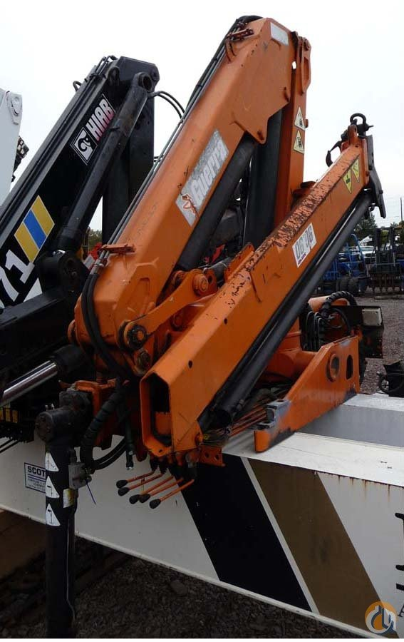 2001 GUERRA KNUCKLEBOOM 9090N2 Crane for Sale on CraneNetworkcom