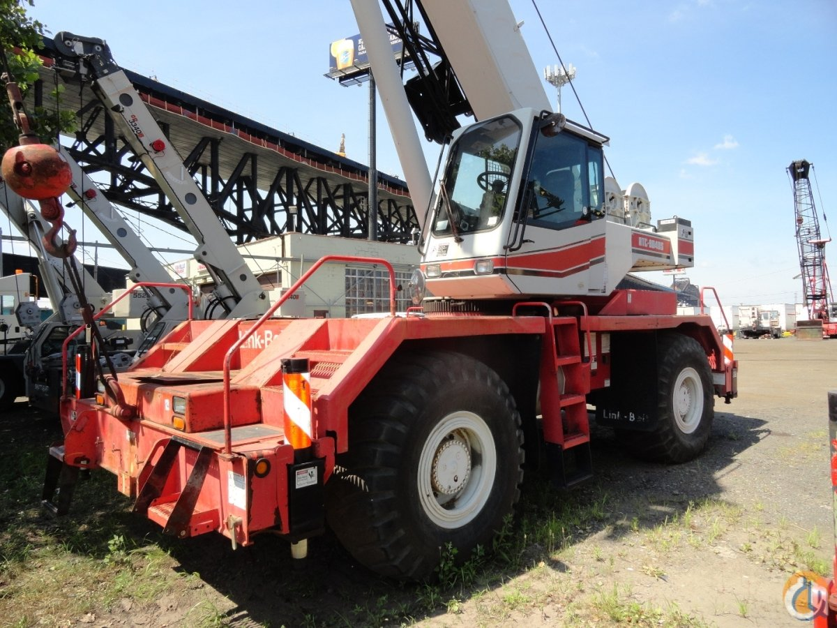 2001 Link-Belt RTC 8040SII Crane for Sale on CraneNetwork.com