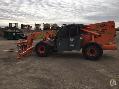 2015 Xtreme XR1255 Crane for Sale in Irving Texas on CraneNetwork.com