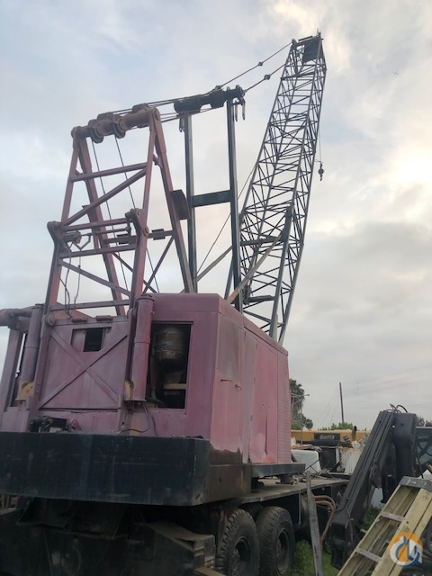 1971 Link-Belt HC218 82.5 Ton Lattice Boom Truck CranesList ID 326 Crane for Sale on CraneNetwork.com