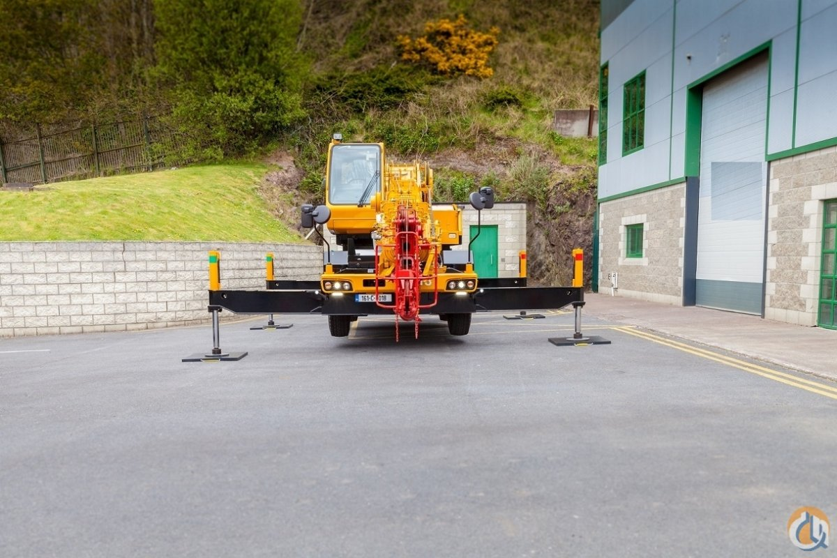 KATO CR200 Ri - 20 Ton City Crane Crane for Sale in Cork County Cork on CraneNetwork.com