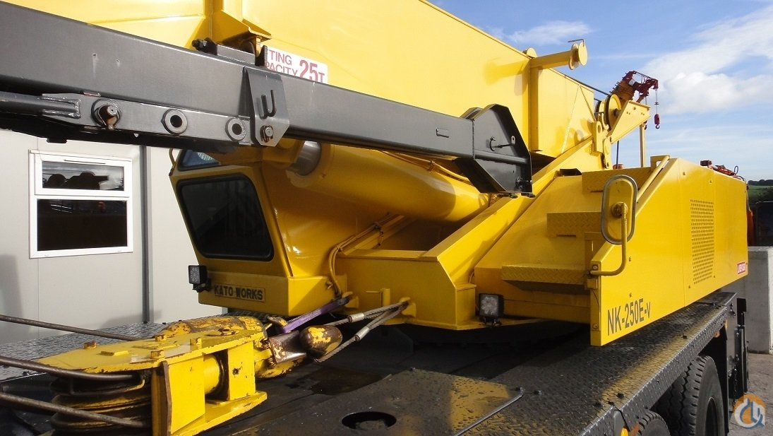 2002 KATO NK250E-V Excellent Condition only 21000 miles  Crane for Sale in Cork County Cork on CraneNetworkcom