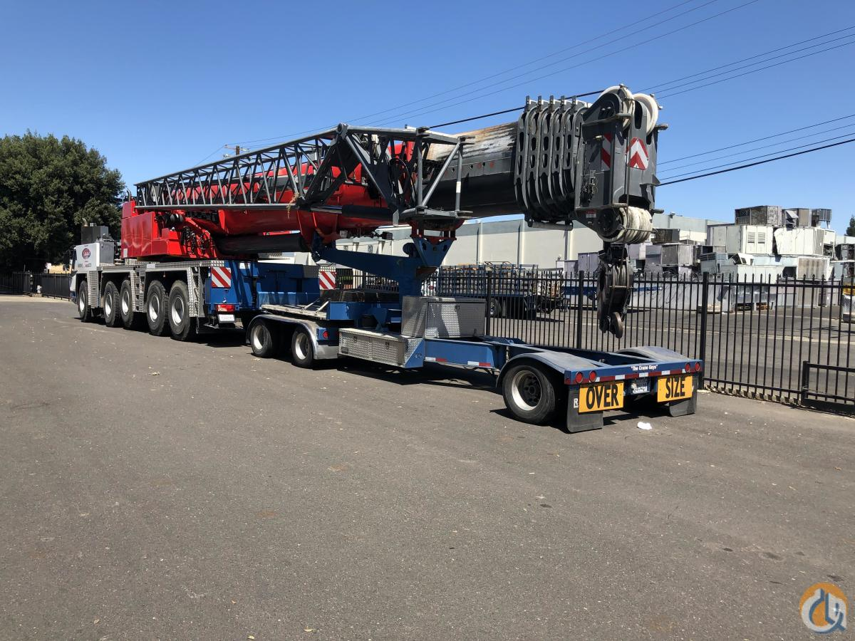 Sold 2013 Grove GMK5275 Crane for  in Sacramento California on CraneNetwork.com