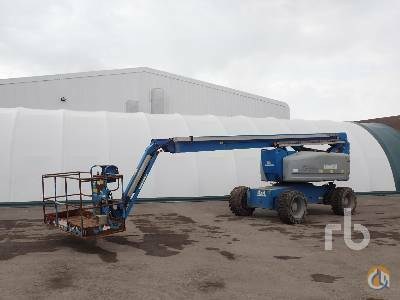 2014 GENIE Z8060 Crane for Sale in Maltby England on CraneNetwork.com