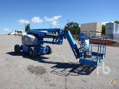 2008 GENIE Z4525 Crane for Sale in Albuquerque New Mexico on CraneNetwork.com