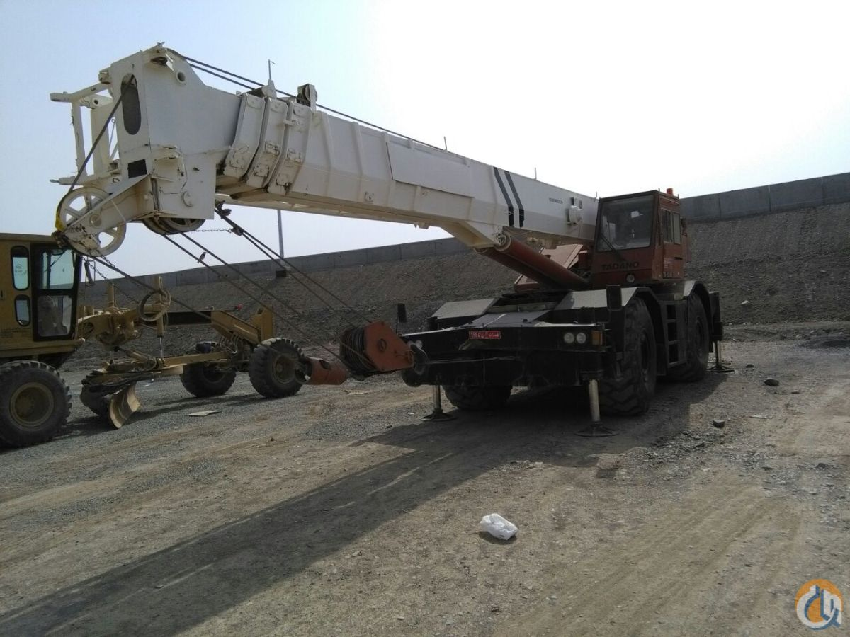 1987 Tadano TR-500E-00127 Crane for Sale in Muscat Muscat Governorate on CraneNetwork.com