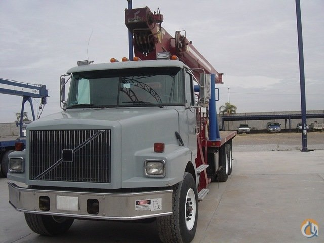 1996 Terex BT3874 Located in Mexico Crane for Sale in Long Beach California on CraneNetworkcom