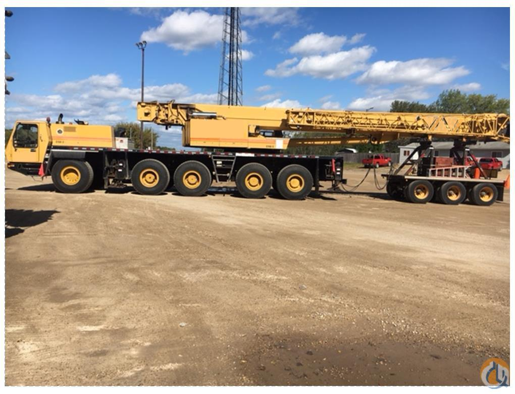 2000 GROVE GMK5150B Crane for Sale in Bloomington Minnesota on CraneNetwork.com