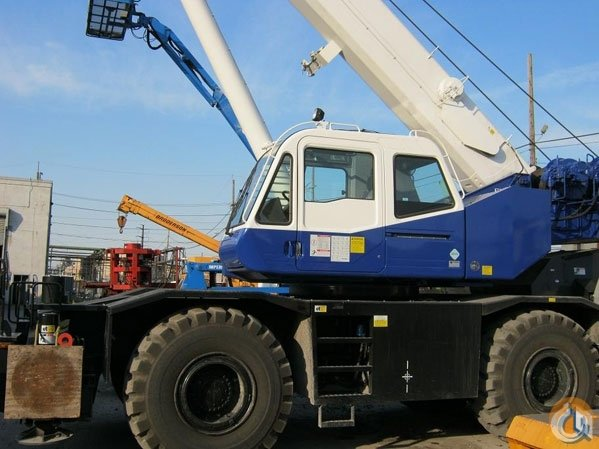 Tadano GR-500XL-1 Crane for Sale or Rent in Chicago Illinois on CraneNetwork.com