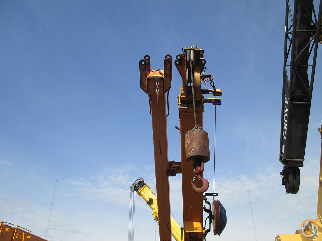 1993 Broderson IC-35-2A Crane for Sale on CraneNetwork.com