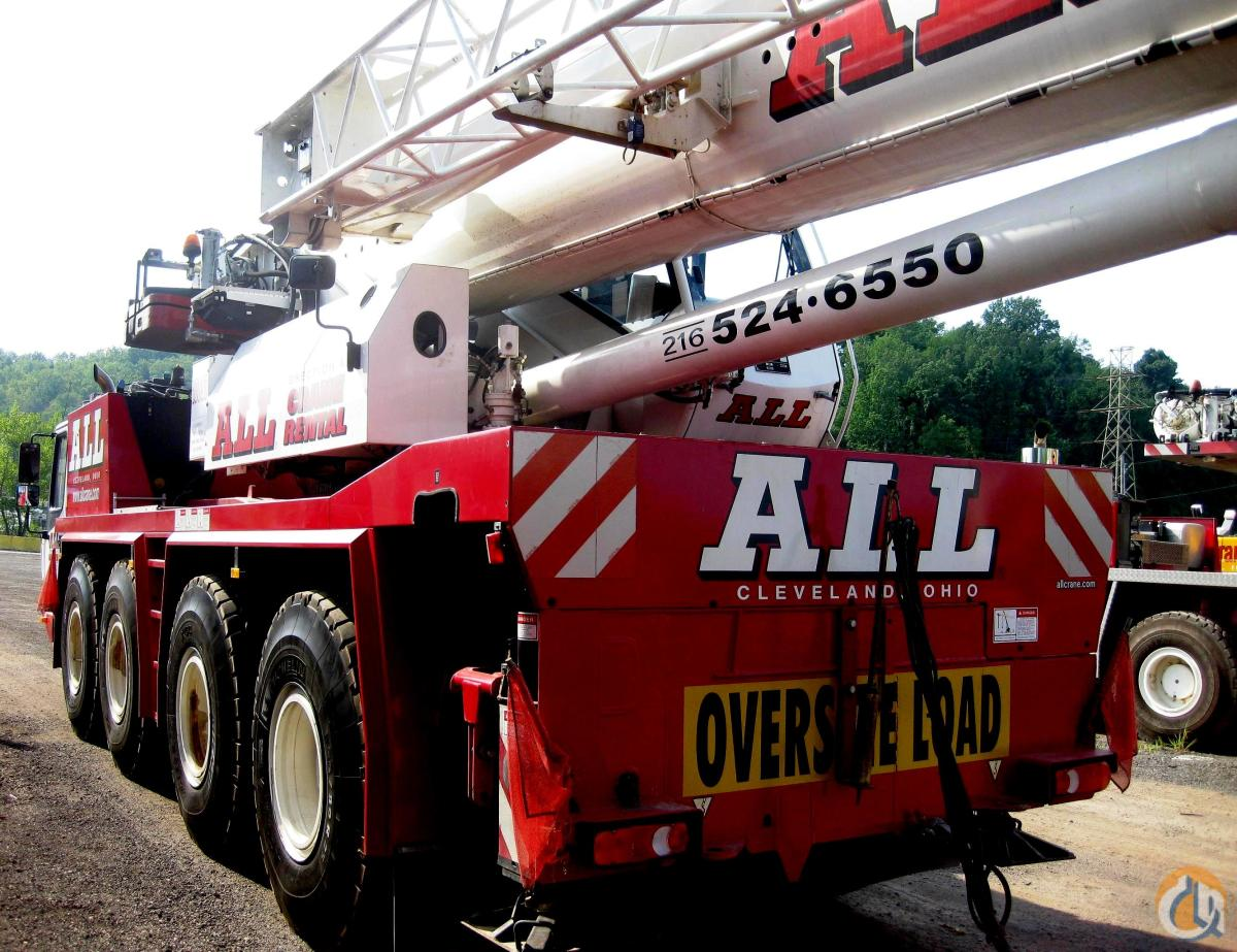 Grove GMK4100B For Sale Crane for Sale in Cleveland Ohio on CraneNetworkcom