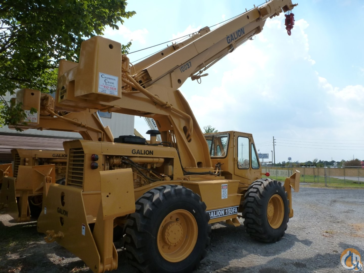 Crane for Sale or Rent in Channelview Texas on CraneNetwork.com
