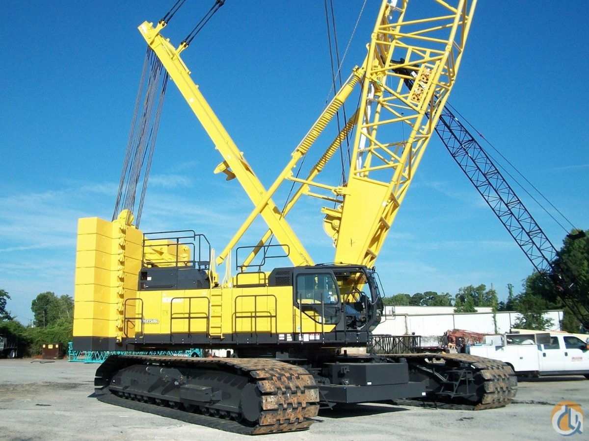 2016 KOBELCO CK-2750G Crane for Sale or Rent in Westlake Louisiana on CraneNetwork.com