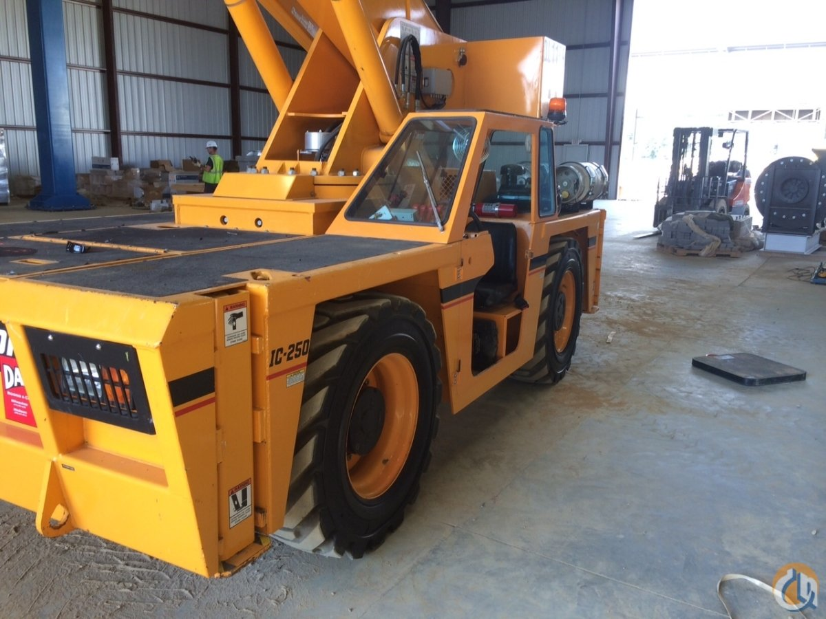 Broderson IC-250-3C for sale Crane for Sale in Mobile Alabama on CraneNetwork.com