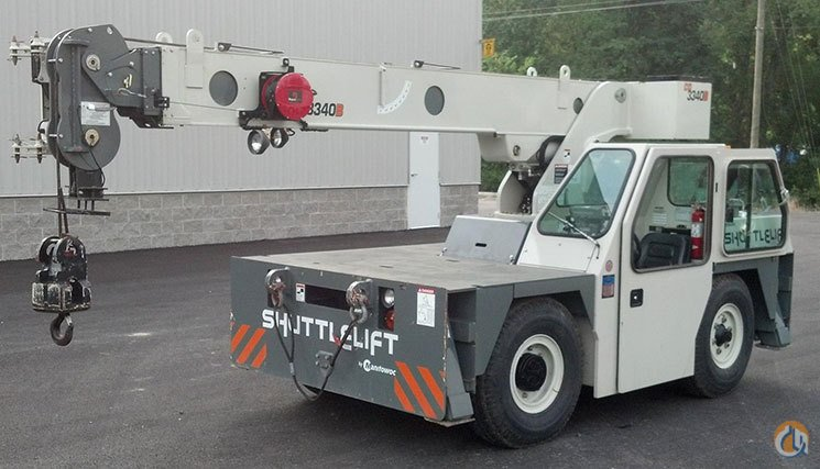 SEI 5507 LKE 2011 SHUTTLELIFT 3340B Crane for Sale or Rent in Harrisburg Pennsylvania on CraneNetwork.com