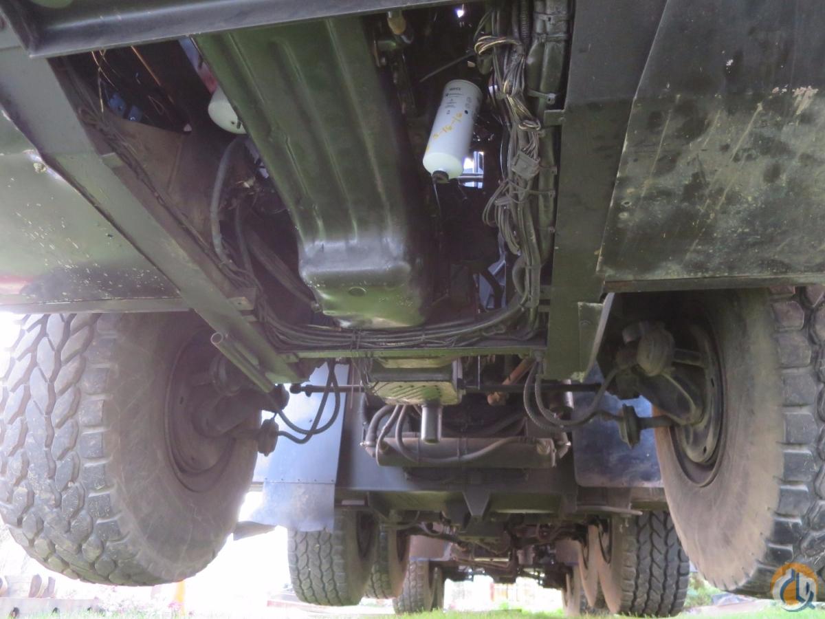 Recently Rebuilt Engine! GMK5150B with Cummins Engines, Allison