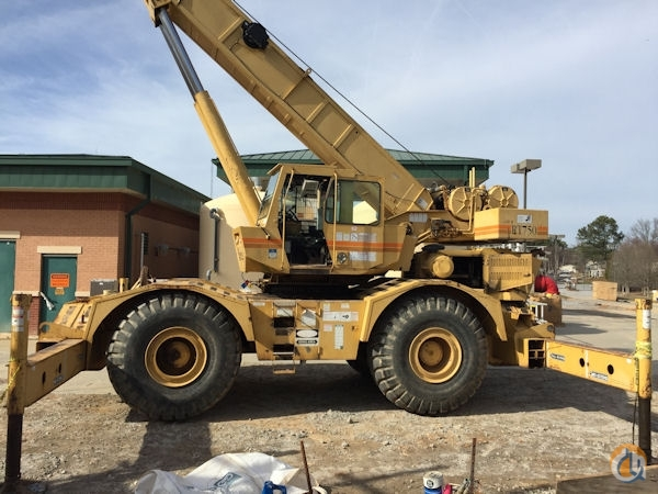 1997 Grove RT750 50-Ton Rough Terrain Crane Crane for Sale in Atlanta Georgia on CraneNetworkcom
