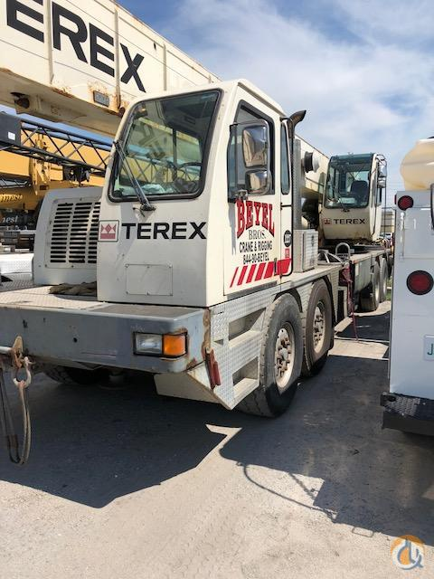 2006 Terex T775 Crane for Sale in Cocoa Florida on CraneNetwork.com
