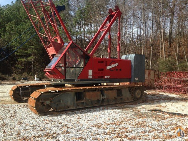 1998 Manitowoc 222Ex Crane for Sale in Tallahassee Florida on CraneNetwork.com