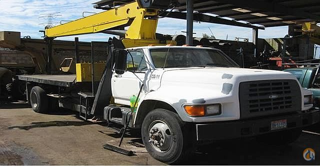 1991-1990 National-Ford 556B Boom Truck Crane Crane for Sale on CraneNetwork.com