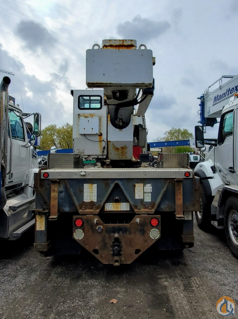 2008 Manitex Model 5096S Crane for Sale in Oakville Ontario on CraneNetwork.com