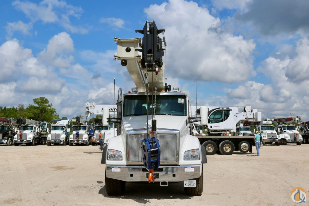 National NBT45-142 boom truck on Kenworth T880 chassis for rent Crane for Sale in Houston Texas on CraneNetwork.com