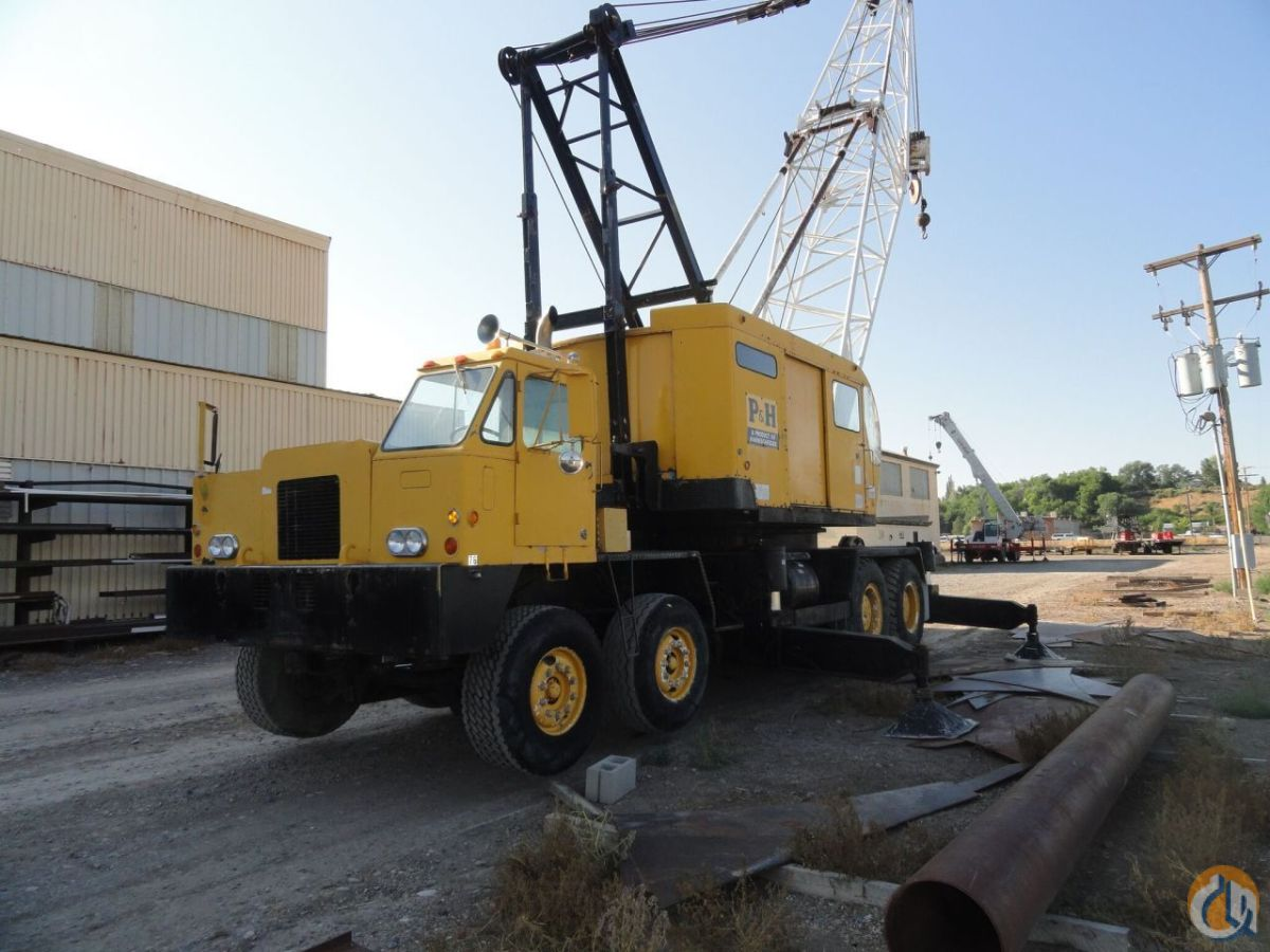 1967 PH 780-TC Lattice Boom Truck Crane Crane for Sale on CraneNetwork.com