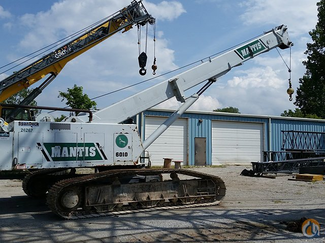 2008 Mantis 6010 Crane for Sale on CraneNetwork.com