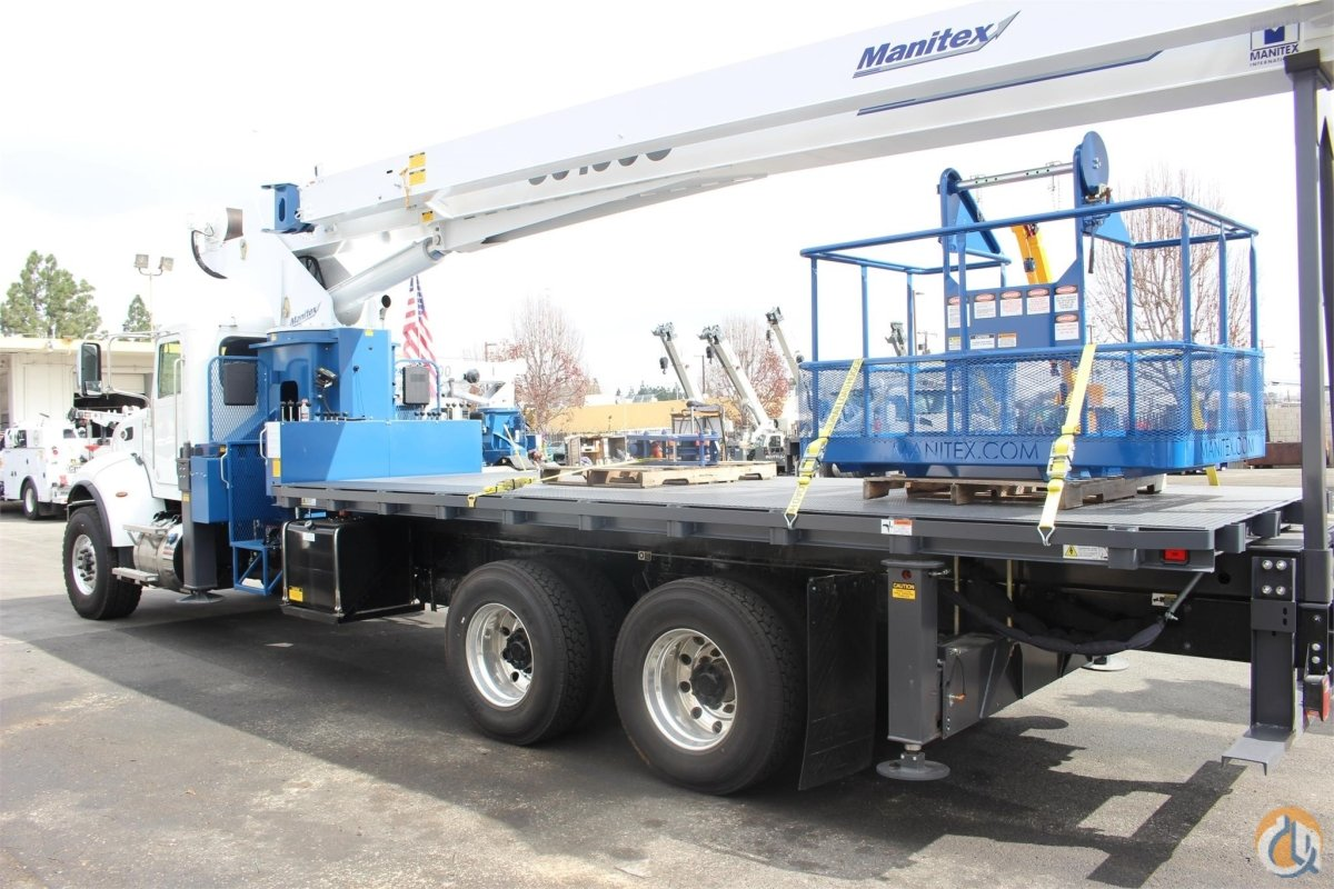 2019 MANITEX 30100C Crane for Sale or Rent in Santa Ana California on CraneNetwork.com