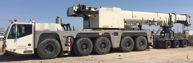 Terex-Demag AC 140 All Terrain Cranes Crane for Sale 2005 TEREXDEMAG AC140          in   Canada 212821 CraneNetwork