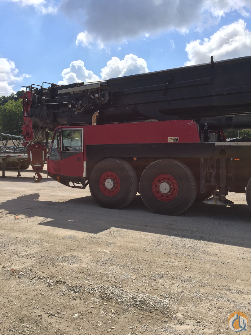 1997 DEMAG AC 535 Crane for Sale on CraneNetwork.com