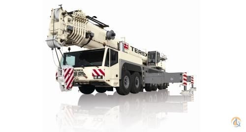 Terex AC 250-1 All Terrain Cranes Crane for Sale 2017 Terex AC250-1 in  New Jersey  United States 184566 CraneNetwork