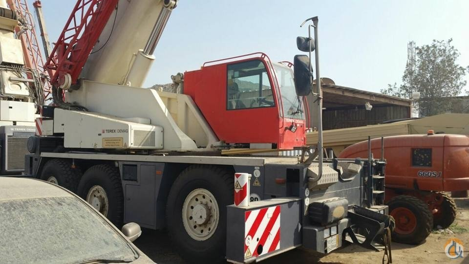 Sold 2005 DEMAG AC 55 ALL TERRAIN CRANE 55 TON EXCELLENT ONLY USD175000 FOB DUBAI  PORT Crane for  in Houston Texas on CraneNetwork.com