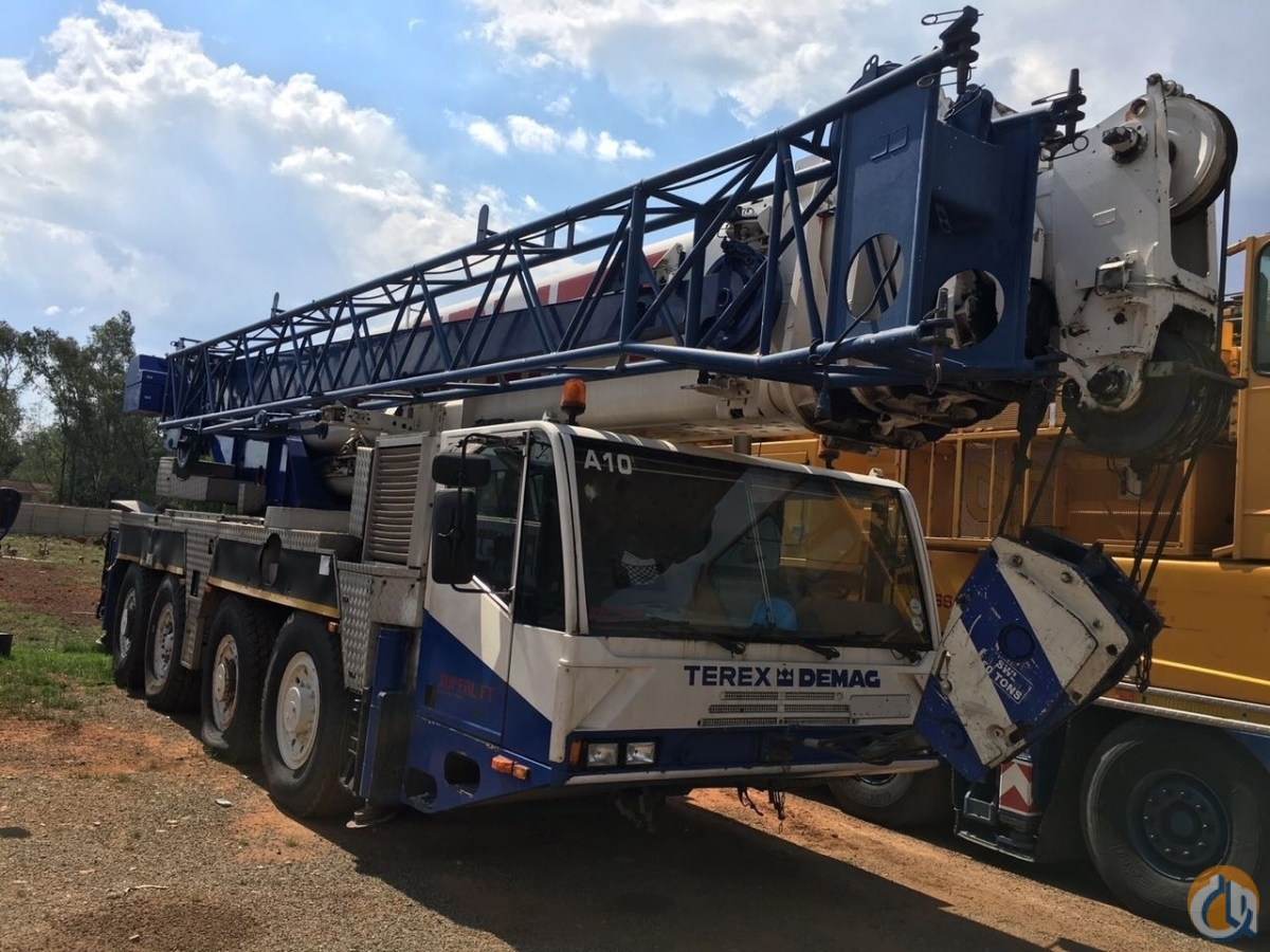 2003 DEMAG AC 80-2 EXCELLLENT CRANE AND GREAT PRICE Crane for Sale on CraneNetworkcom