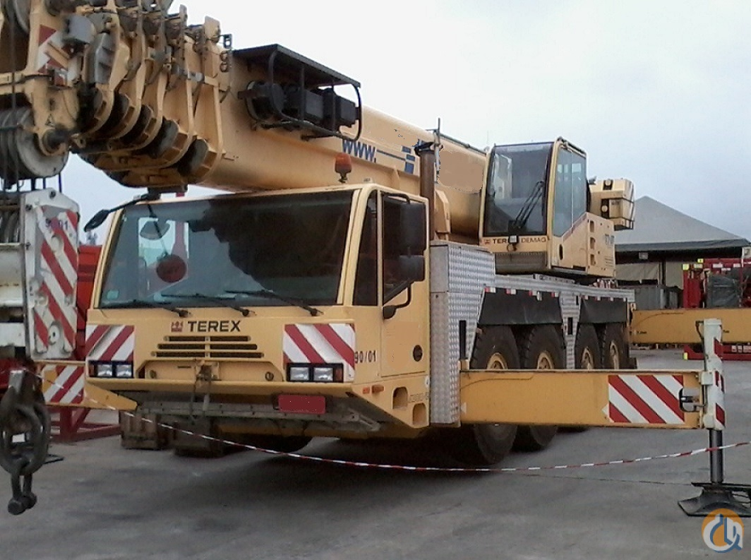 Sold 2007 DEMAG AC80-2 EXCELLET CONDITION Crane for  in Houston Texas on CraneNetwork.com