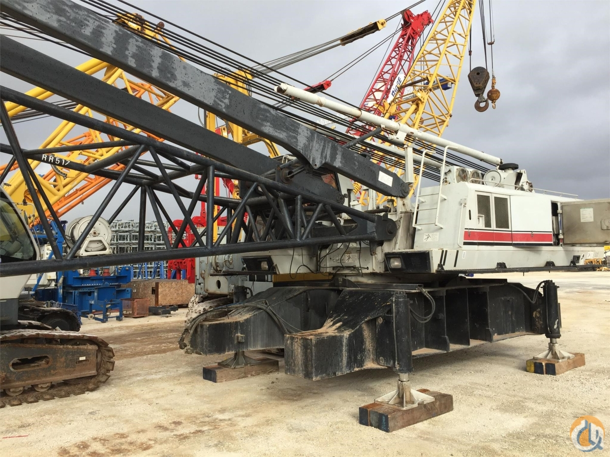 1998 LINK-BELT LS-248H II Crane for Sale in Houston Texas on CraneNetwork.com