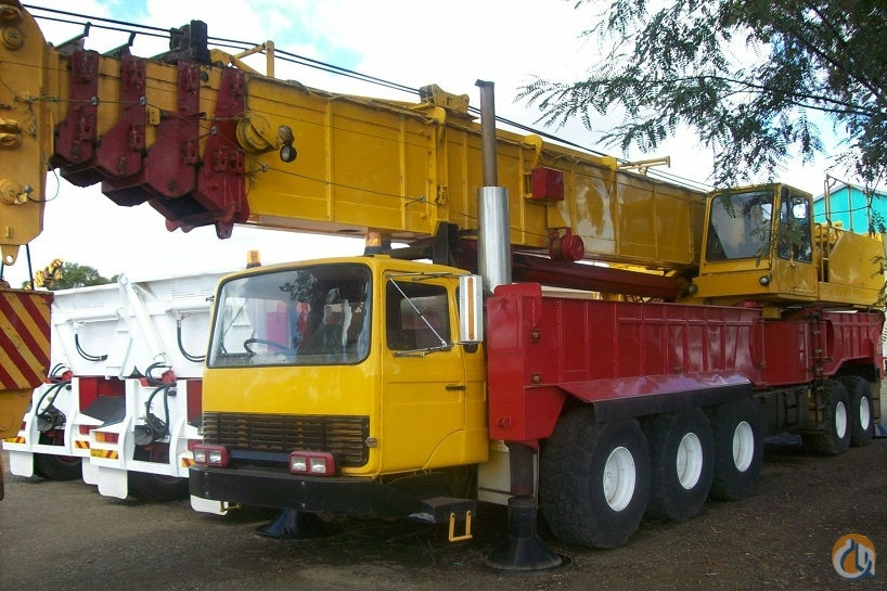 1998 PPM C1180 ALL TERRAIN CRANE Crane for Sale on CraneNetwork.com