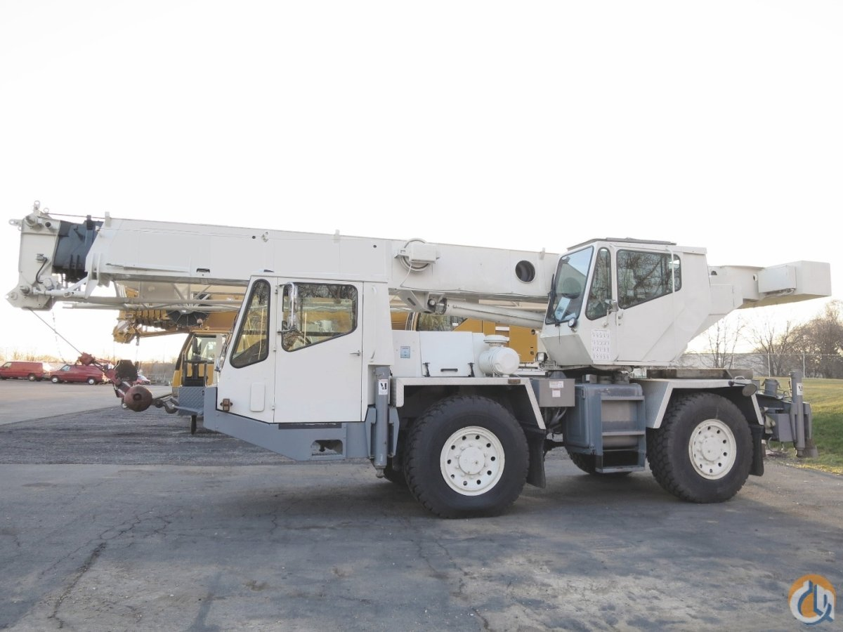 1995 GROVE AT-425 4x4 ALL WHEEL STEERING ALL WHEEL DRIVE Crane for Sale on CraneNetwork.com
