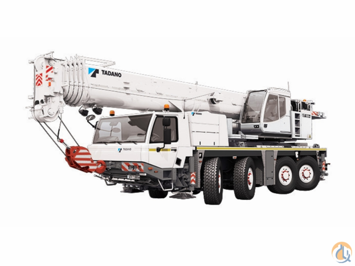 NEW 2019 TADANO ATF-100G-4 Crane for Sale on CraneNetwork.com