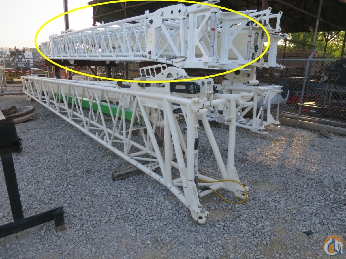 TADANO ATF110G-5 Jib Crane for Sale in Tulsa Oklahoma on CraneNetwork.com