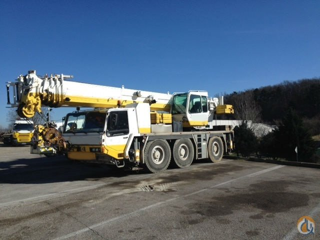 Sold TADANO FAUN ATF50-3 Crane for  on CraneNetwork.com