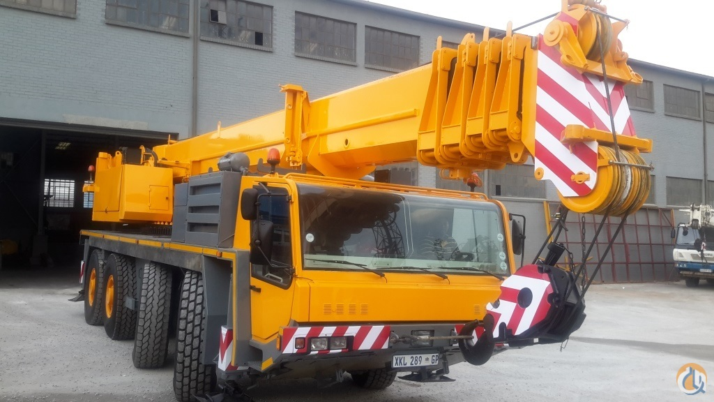 Sold TADANO FAUN ATF70-4 Crane for  on CraneNetwork.com