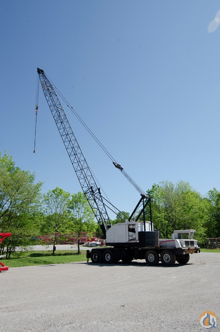 75 TON CRANE 3RD DRUM Crane for Sale on CraneNetwork.com