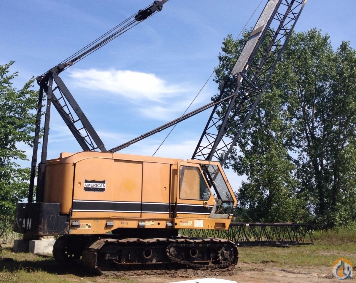 1981 American 7250 Crane for Sale in Toronto Ontario on CraneNetwork.com