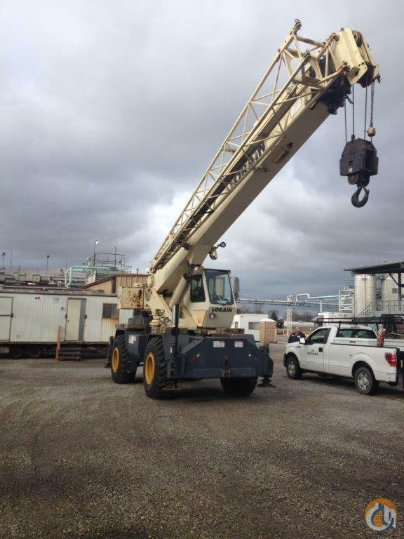1996 Lorain LRT 230 Crane for Sale in Taylor Michigan on CraneNetwork.com